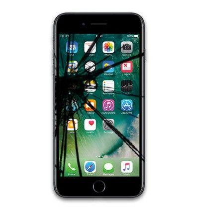 Акция на замену стекла iPhone 7