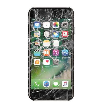 Акция на замену стекла iPhone 8