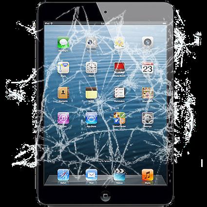 Акция на замену сенсора iPad