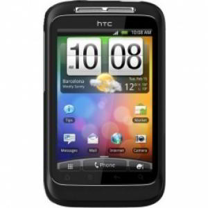 ремонт HTC Wildfire S: замена стекла, экрана киев украина фото