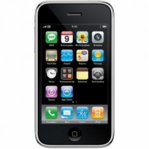 ремонт iPhone 3g: замена стекла, экрана киев украина фото