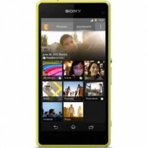 ремонт Sony Xperia Z1 Compact (D5503): замена стекла, экрана киев украина фото