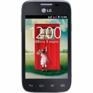 ремонт LG L40, замена стекла, замена экрана