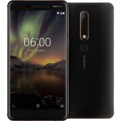 ремонт Nokia 6, замена стекла, замена экрана