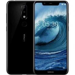 ремонт Nokia X5 2018: замена стекла, экрана киев украина фото