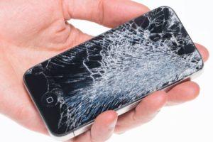 Замена стекла iPhone 4