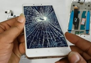 Замена стекла Xiaomi Mi 5s