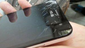 Замена стекла Asus Zenfone Selfie