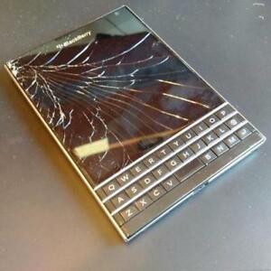 Замена стекла Blackberry Passport