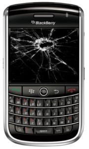Замена стекла Blackberry Q5