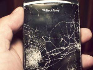 Замена стекла Blackberry Torch 9850