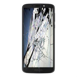 Замена стекла Motorola Moto G4