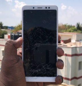 Замена стекла Xiaomi Redmi 6