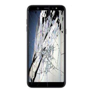 Замена стекла Samsung Galaxy A8 Plus