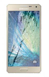 Замена стекла Samsung Galaxy Alpha
