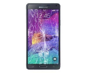 Замена стекла Samsung Galaxy Note 4