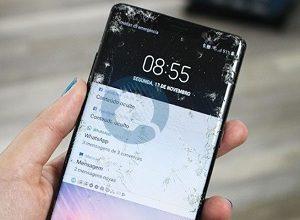 Замена стекла Samsung Galaxy Note 4 Edge