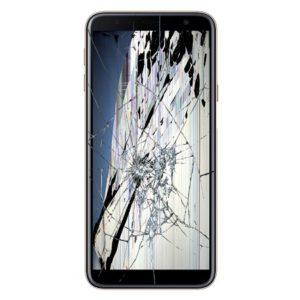 Замена стекла Samsung Galaxy J6 Plus
