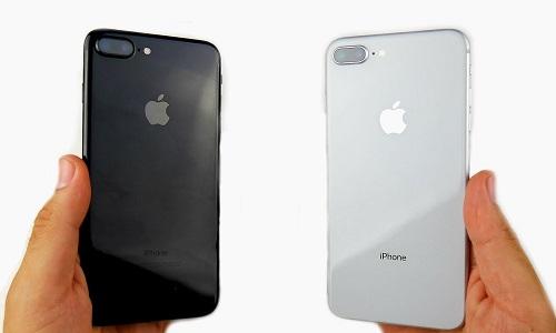 Разница между iPhone 7 Plus и iPhone 8 Plus