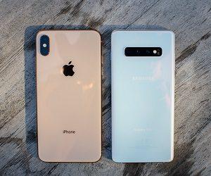 Сравнение Samsung Galaxy S10 Plus и iPhone XS Max