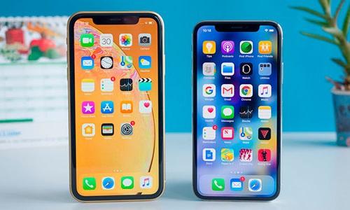 Сравнение iPhone XR и iPhone XS
