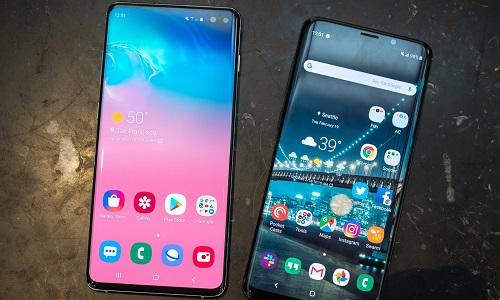 Возможна ли замена стекла на Samsung S9, S9+, S10, S10+?