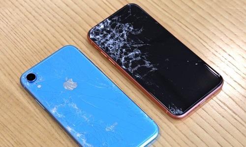 Замена стекла iPhone XR в Киеве в сервис-центре Maclouds