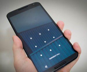 Как убрать на смартфоне забытый графический ключ?
