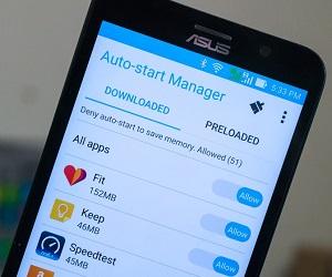 Как выключить автозагрузку приложений на смартфоне?