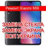 ремонт Xiaomi Mi9 замена стекла и экрана
