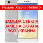 ремонт Xiaomi Redmi 5 замена стекла и экрана
