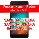 ремонт Xiaomi Redmi Mi-Two M2S замена стекла и экрана