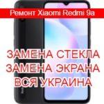 Ремонт Xiaomi Redmi 9a замена стекла и экрана